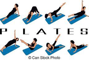 pilates-vecteur-eps_csp24742447